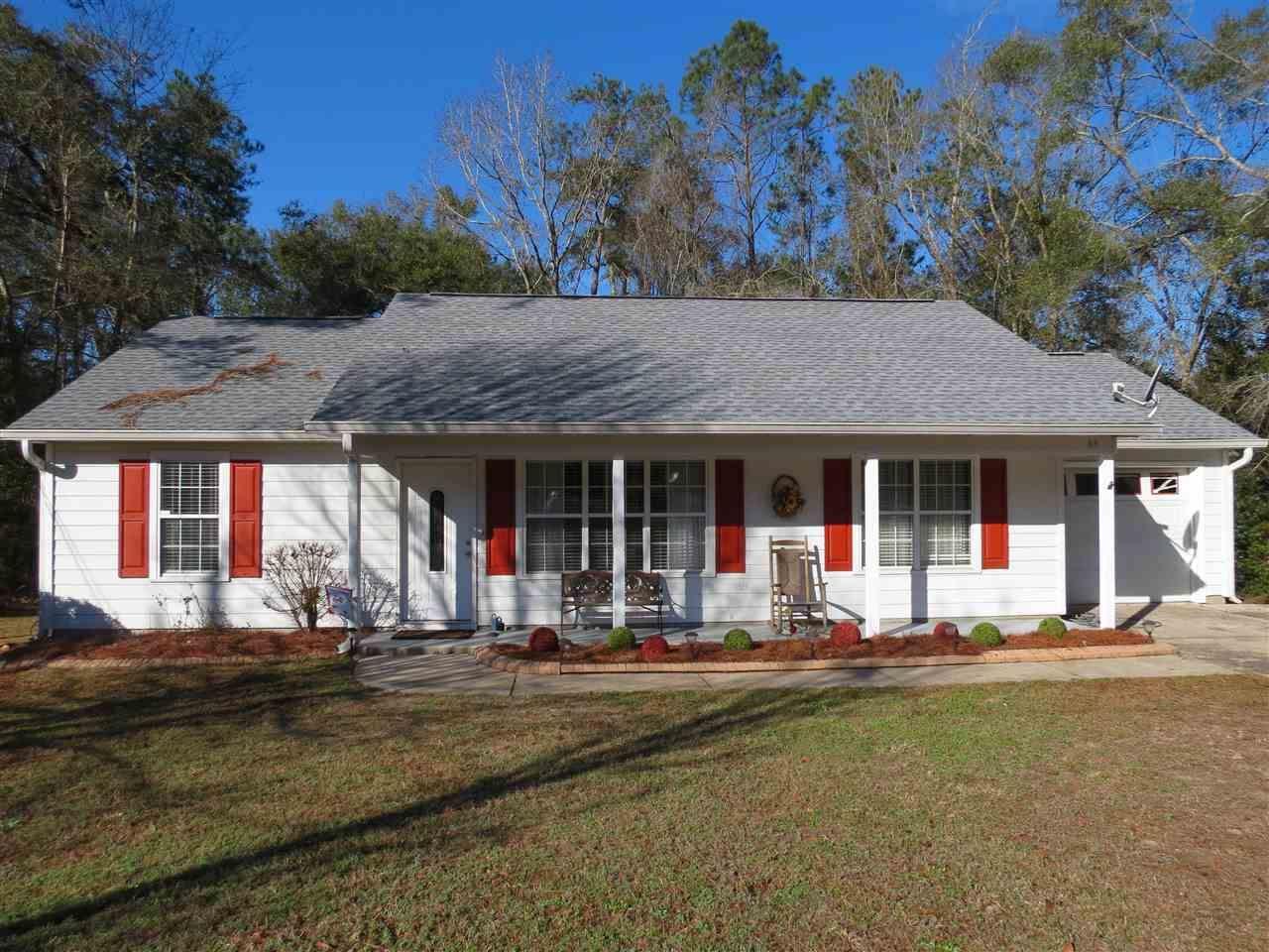 64 Shadow Oak Circle, Crawfordville, FL 32327 - MLS#: 329066