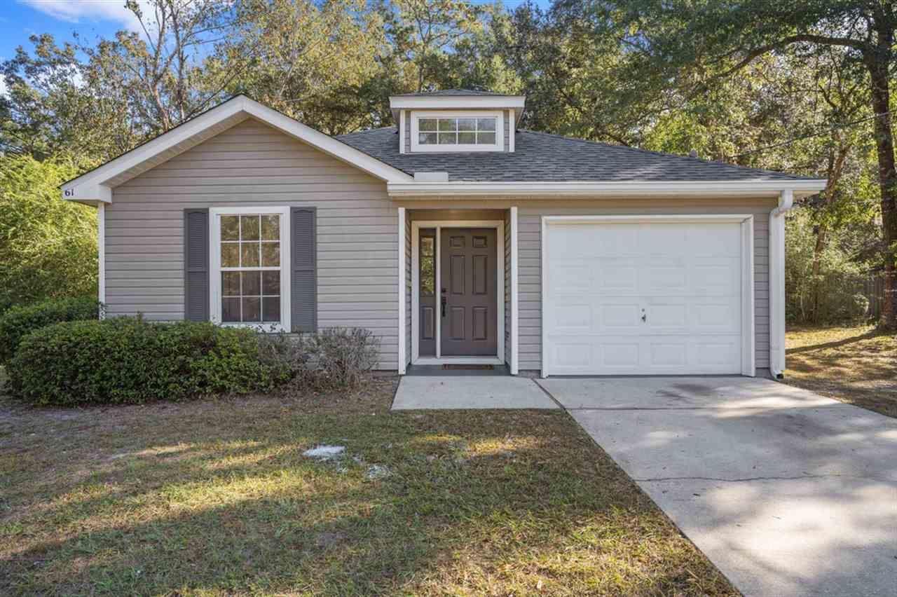 61 Shadow Oak Circle, Crawfordville, FL 32327 - MLS#: 326075
