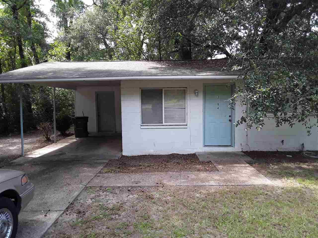 3194 N Ridge Road, Tallahassee, FL 32304 - MLS#: 323081