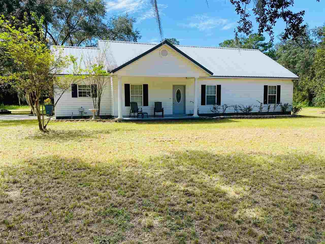 Photo of 4151 Puckett Road, PERRY, FL 32348 (MLS # 324092)