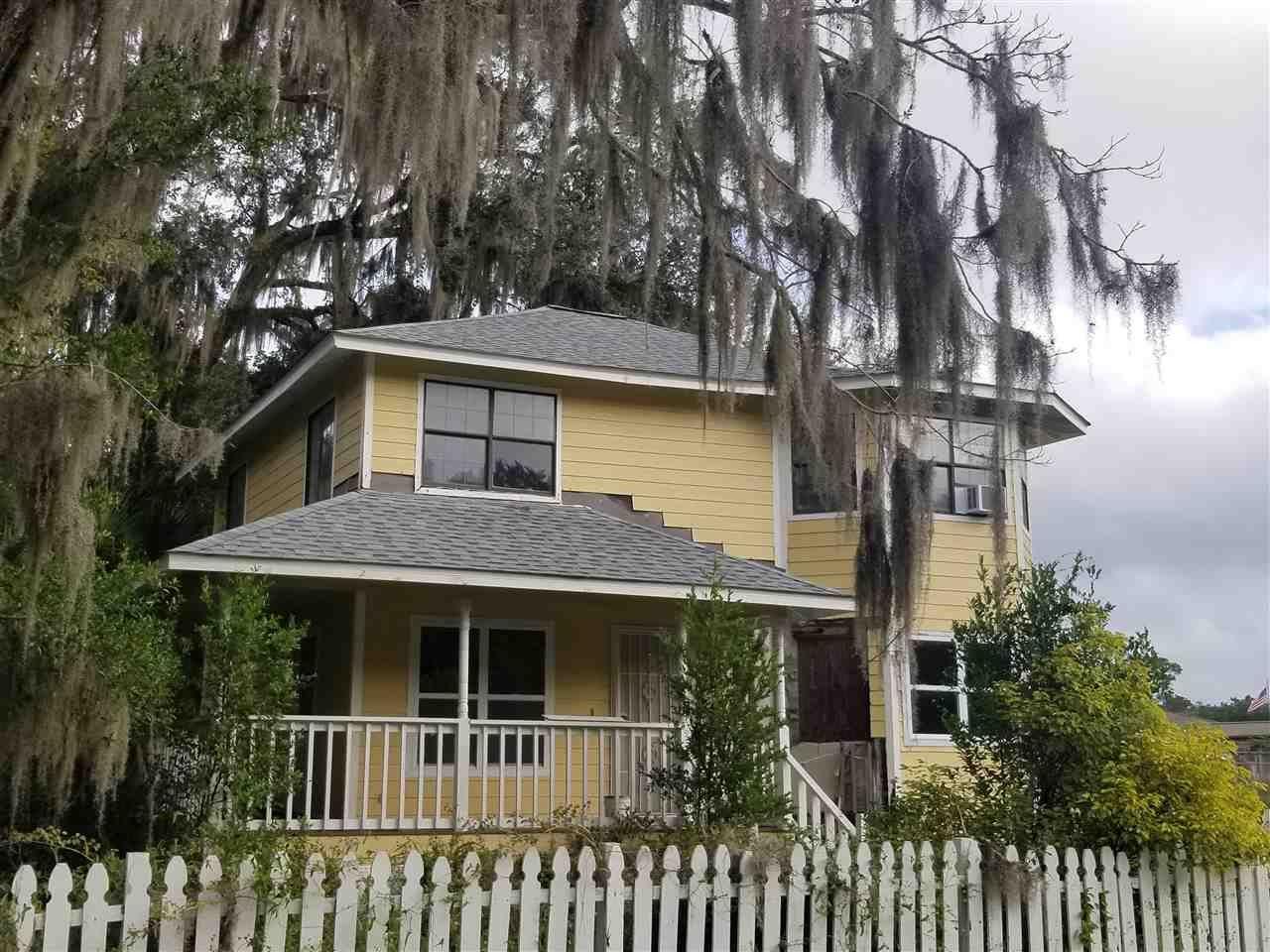 201 W Saxon Street, Perry, FL 32348 - MLS#: 325094