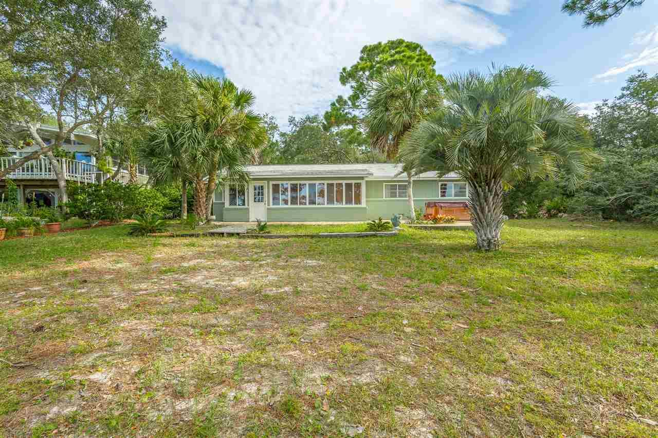 Photo of 209 Mashes Sands Road, PANACEA, FL 32346 (MLS # 324096)