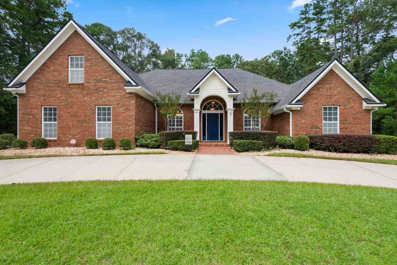 Photo of 4102 Kimmer Rowe Drive, TALLAHASSEE, FL 32319 (MLS # 324101)