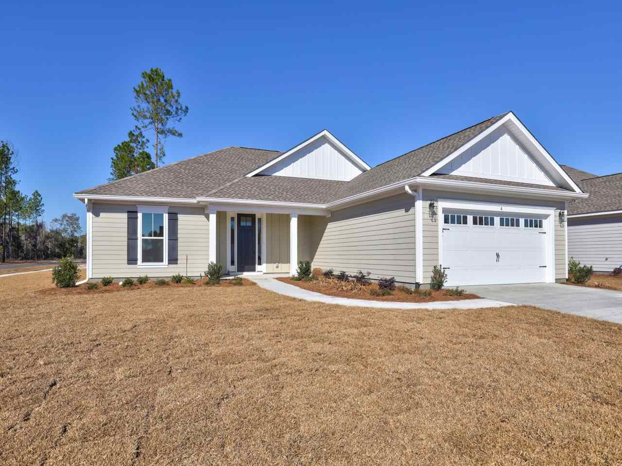 180 London Circle, Crawfordville, FL 32327 - MLS#: 331103