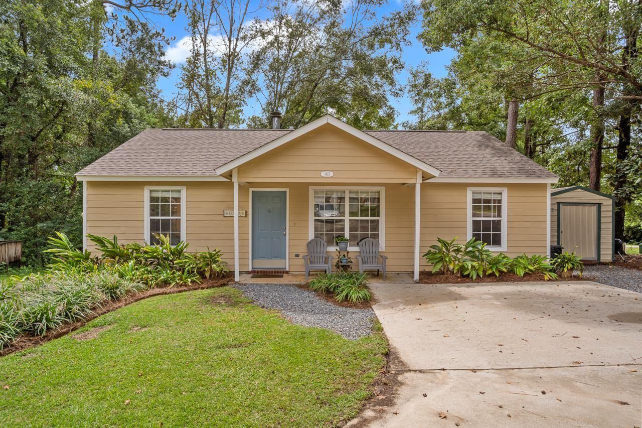 1415 Idlewild Drive, Tallahassee, FL 32311 - MLS#: 337104