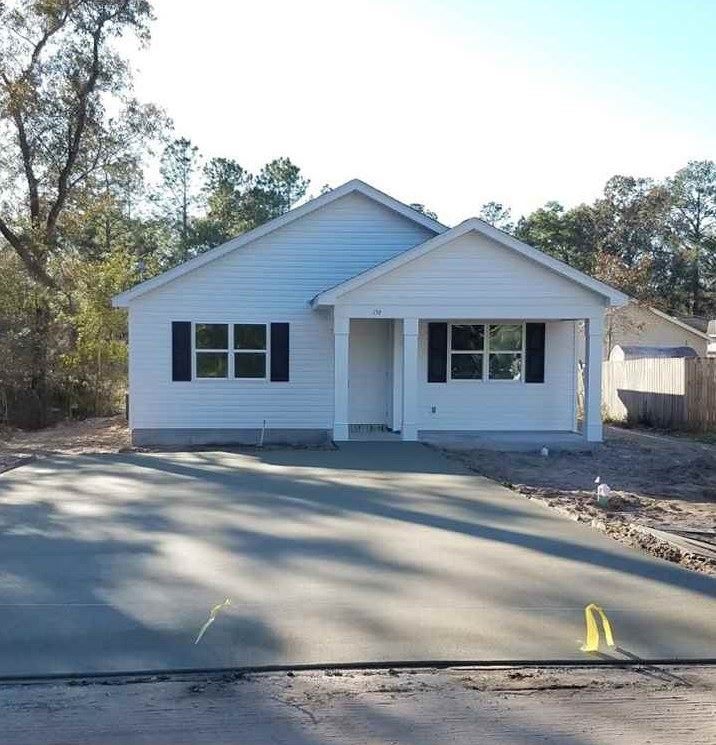 156 Ted Lott Lane, Crawfordville, FL 32327 - MLS#: 324106