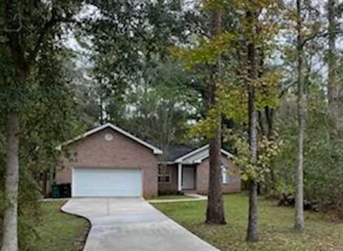 Photo of 3542 Dogwood Valley Trail, TALLAHASSEE, FL 32312 (MLS # 326118)