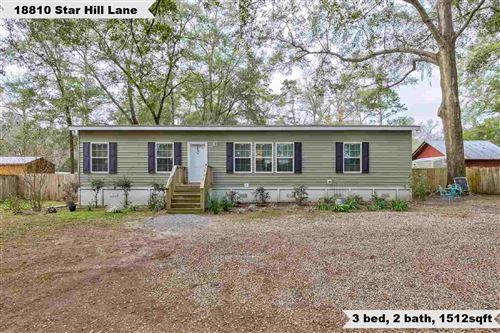 Photo of 18810 Star Hill Lane, TALLAHASSEE, FL 32310 (MLS # 329119)