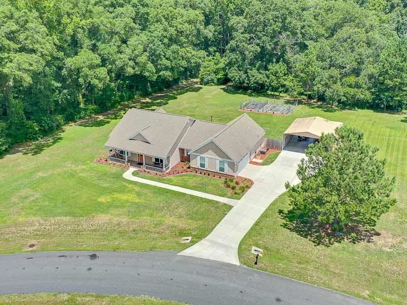 90 Conservation Way, Crawfordville, FL 32327 - MLS#: 334120
