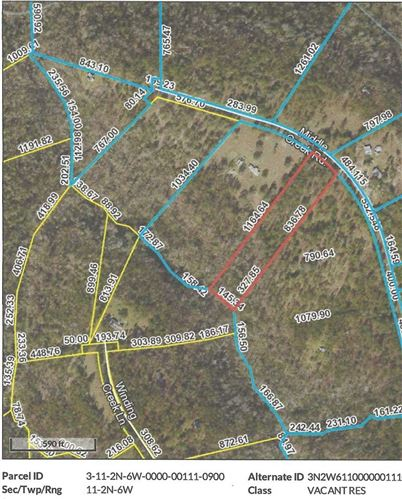 Photo of Middle Creek Road, QUINCY, FL 32351 (MLS # 321128)