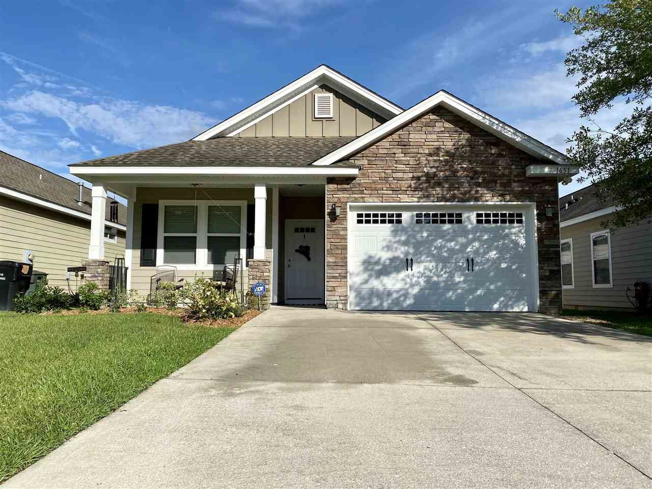 1651 SUMMER MEADOW PLACE, Tallahassee, FL 32308 - MLS#: 332131