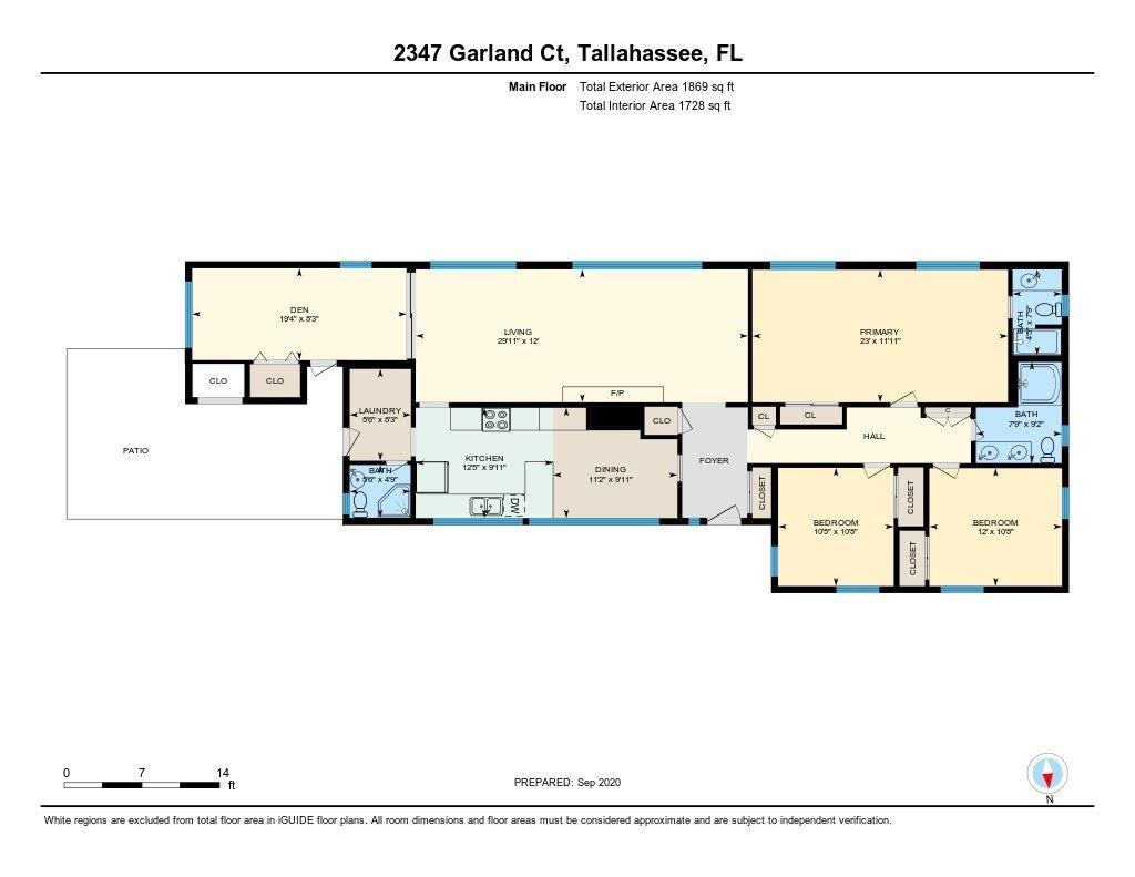 Photo of 2347 Garland Court, TALLAHASSEE, FL 32303 (MLS # 324132)