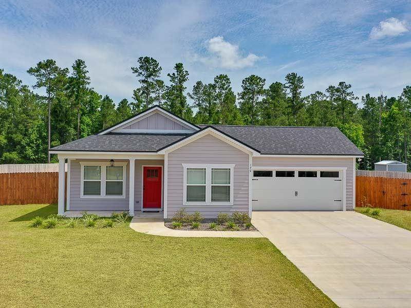 170 Parkside Circle, Crawfordville, FL 32327 - MLS#: 333132