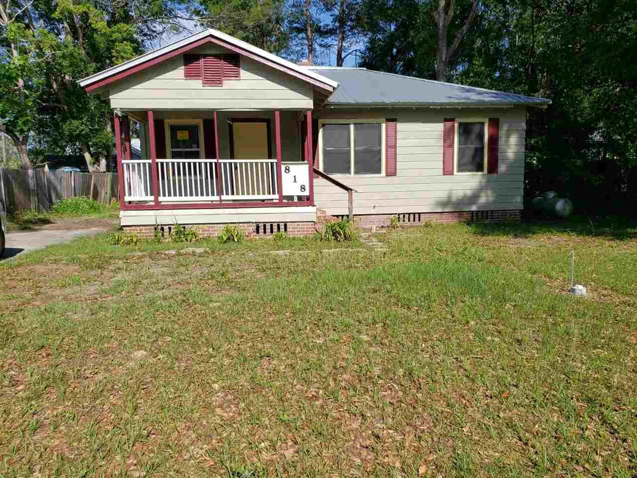 818 Jefferson Street, Perry, FL 32347 - MLS#: 318134