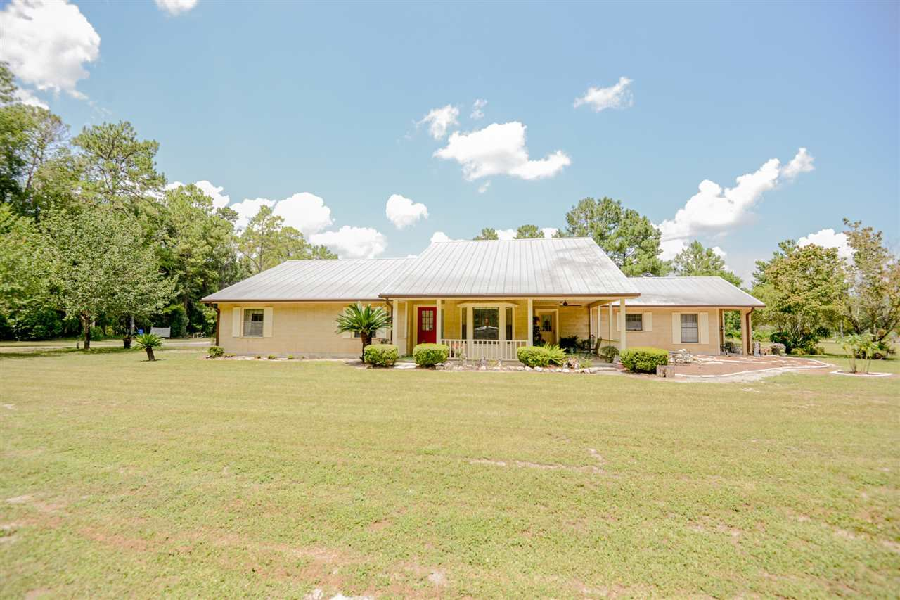 1972 Bloxham Cutoff Road, Crawfordville, FL 32327 - MLS#: 322136