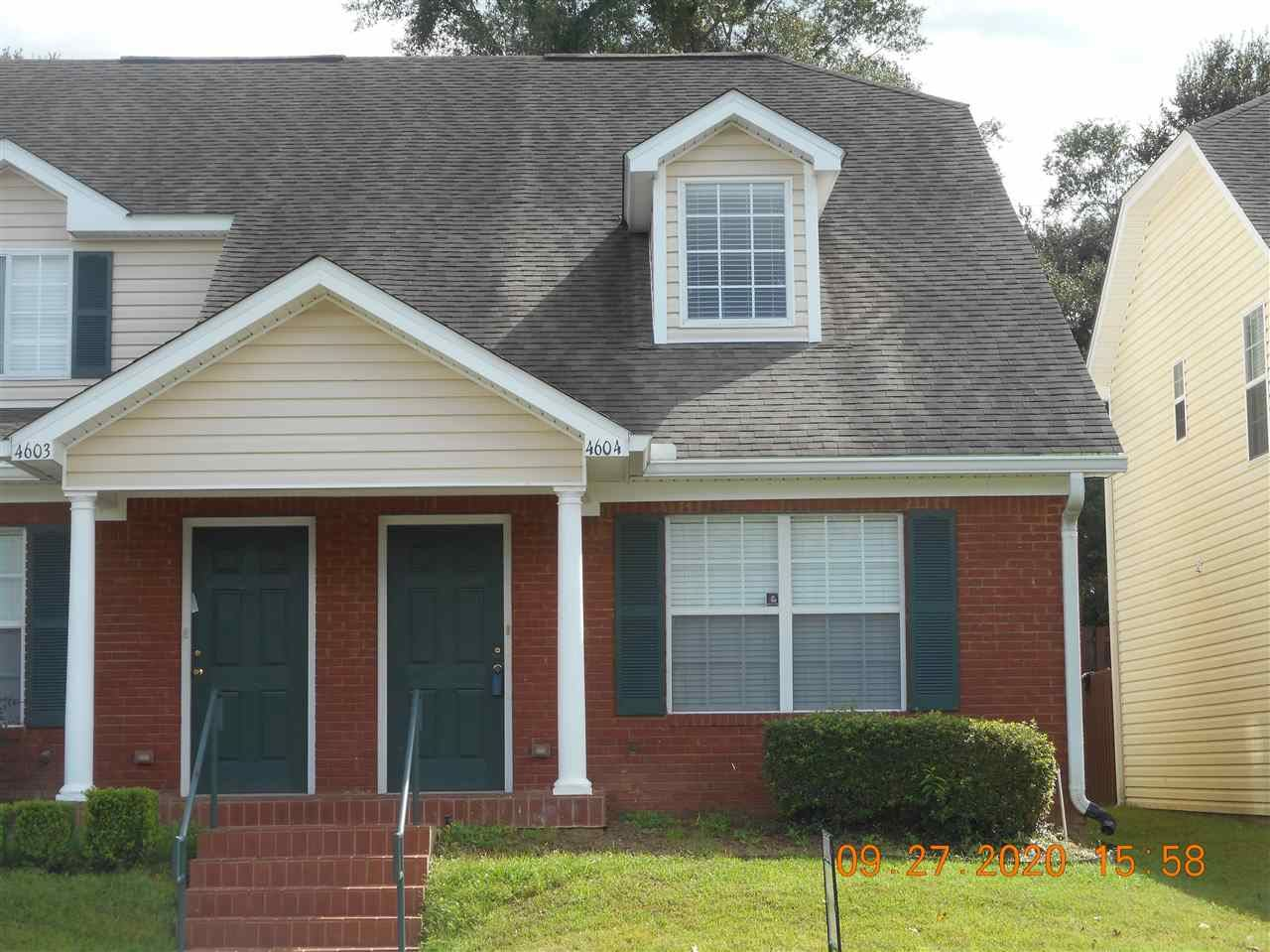Photo for 4434 Gearhart Road #4604, TALLAHASSEE, FL 32303 (MLS # 324137)