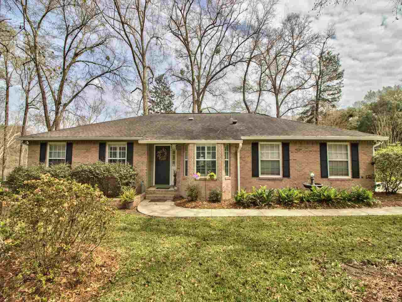 Photo of 1402 Devonshire Court, TALLAHASSEE, FL 32317 (MLS # 316150)