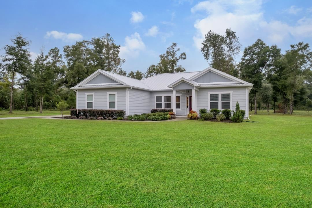 Photo of 80 Martin Farms Road, CRAWFORDVILLE, FL 32327 (MLS # 338152)