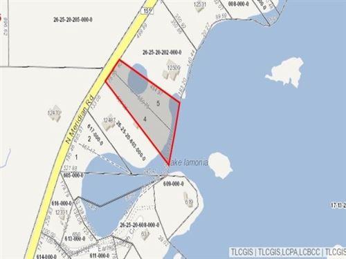 Photo of 00 N Meridian, TALLAHASSEE, FL 32312 (MLS # 326158)