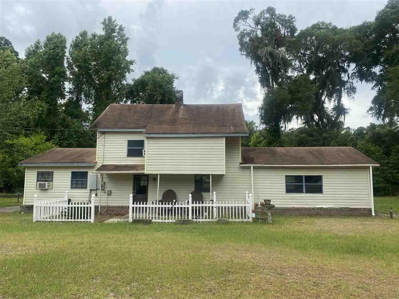 238 NE Old Valdosta Road, Pinetta, FL 32350 - MLS#: 333162