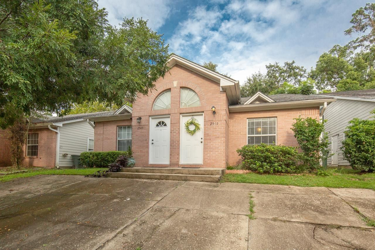 Photo of 2543 Fred Smith Road, TALLAHASSEE, FL 32303 (MLS # 337167)