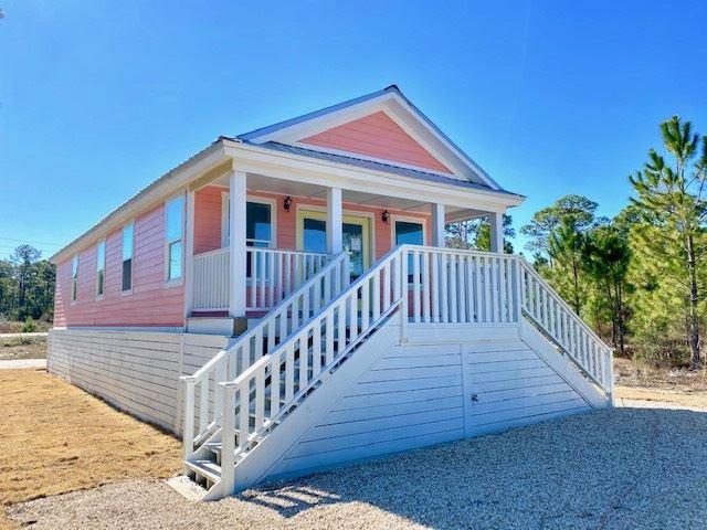 1632 Landing street, Carabelle, FL 32322 - MLS#: 328168