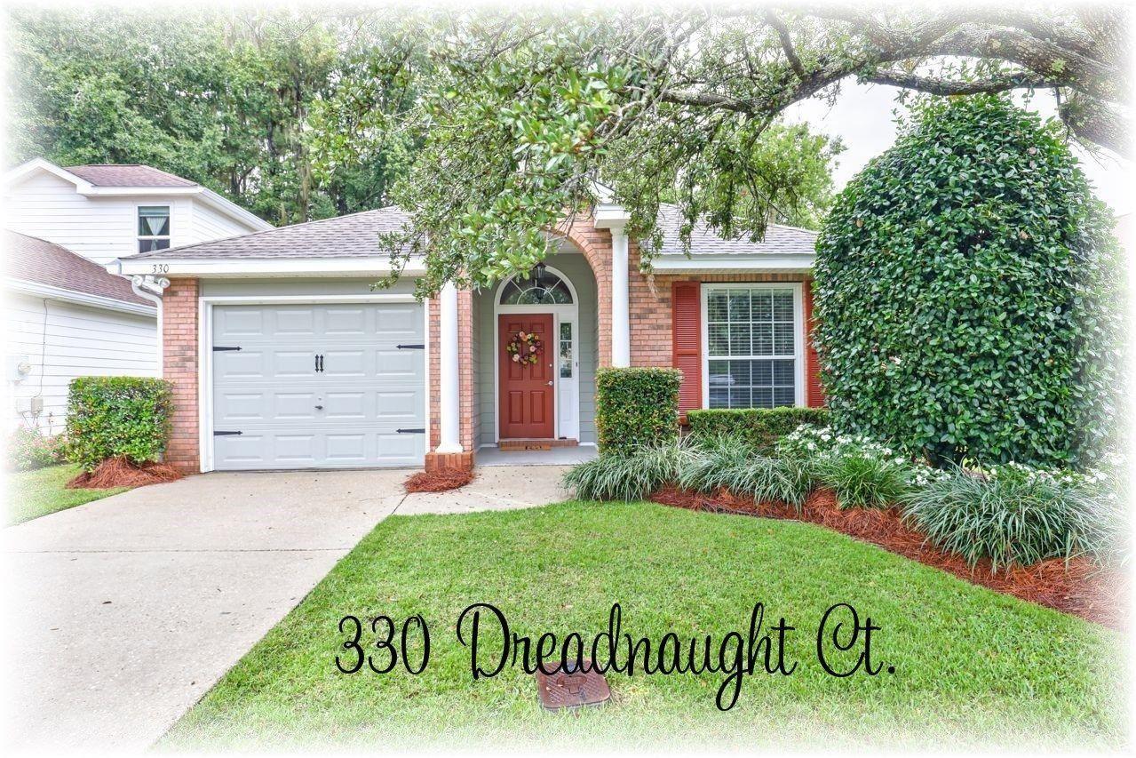 330 Dreadnaught Court, Tallahassee, FL 32312 - MLS#: 338168