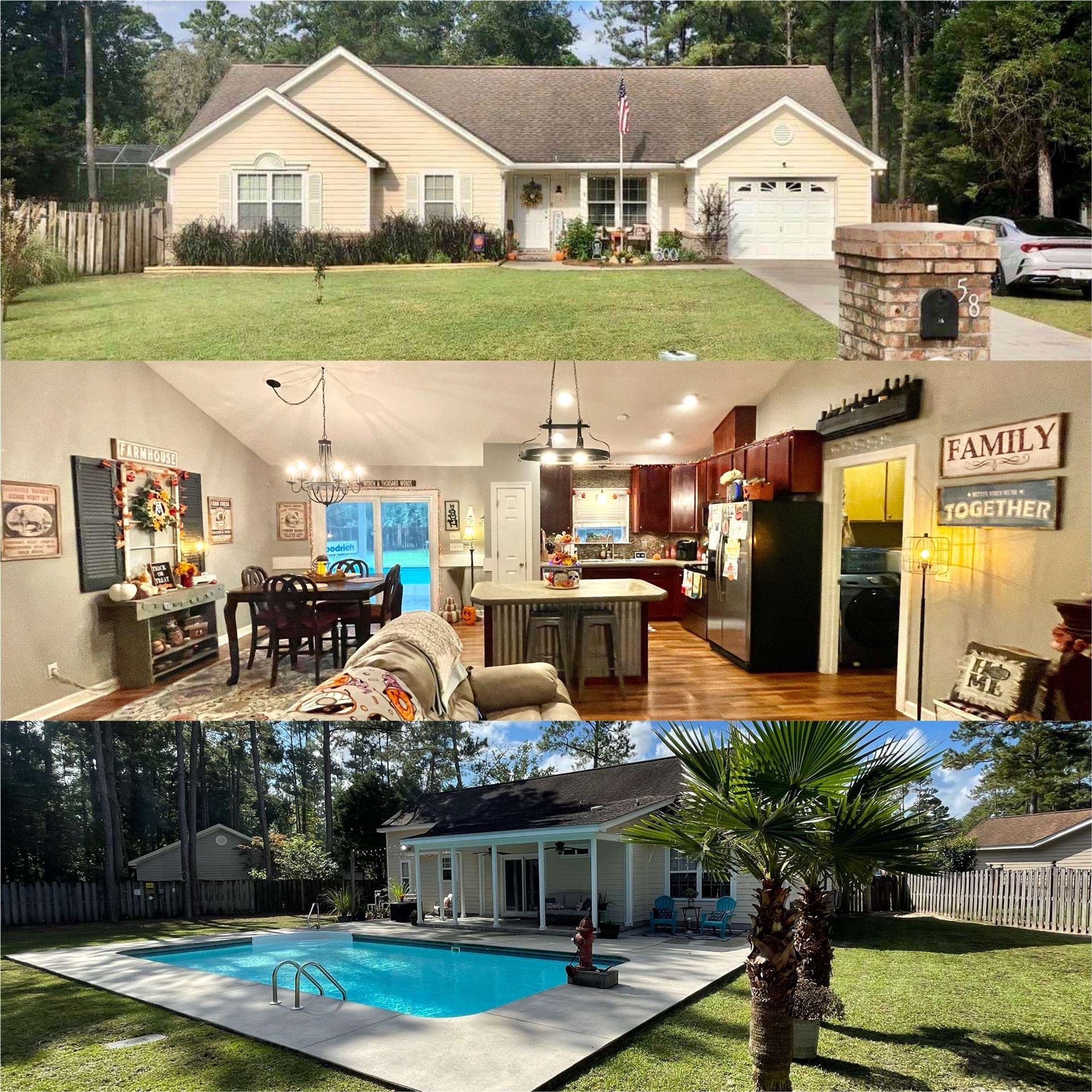 58 Goldfinch Way, Crawfordville, FL 32327 - MLS#: 338169