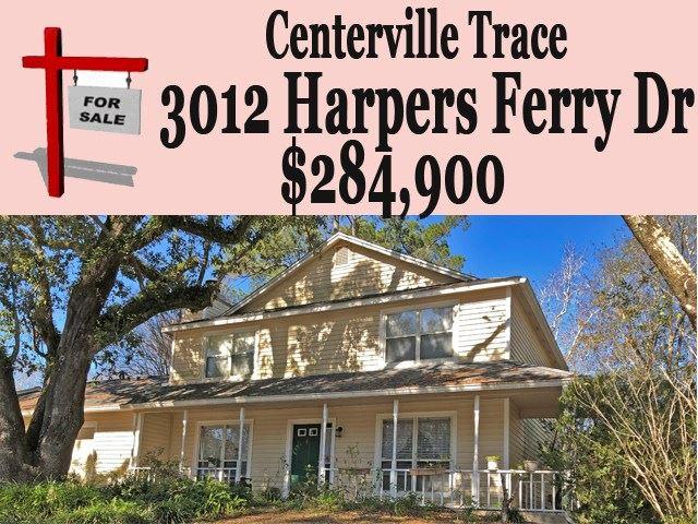 3012 Harpers Ferry Drive, Tallahassee, FL 32308 - MLS#: 326170