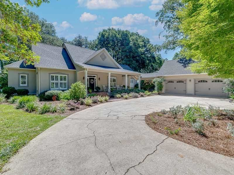 206 Gilcrease Lane, Quincy, FL 32351 - MLS#: 334170