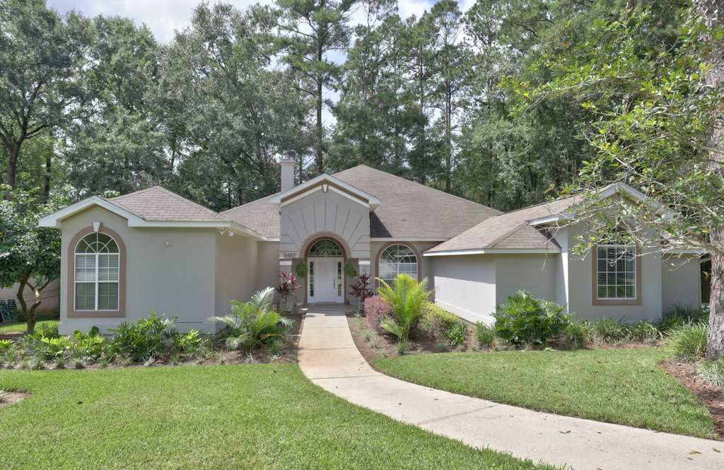 Photo of 3497 Hyde Park Way, TALLAHASSEE, FL 32309 (MLS # 322181)