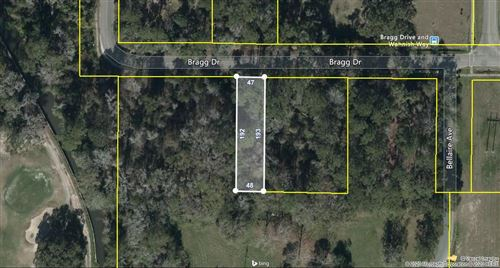 Photo of TBD Bragg Drive #0, TALLAHASSEE, FL 32305 (MLS # 322186)