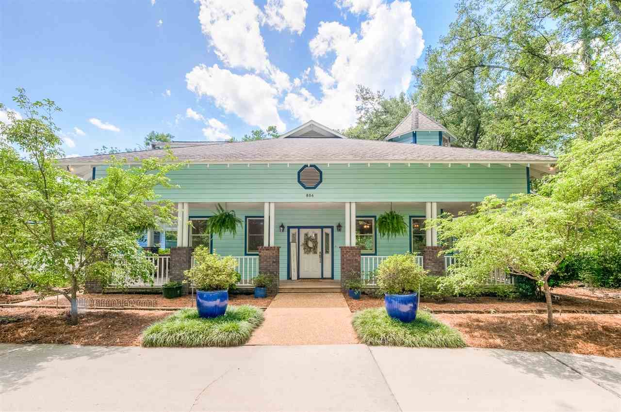 Photo of 806 Piedmont Drive, TALLAHASSEE, FL 32312 (MLS # 320192)