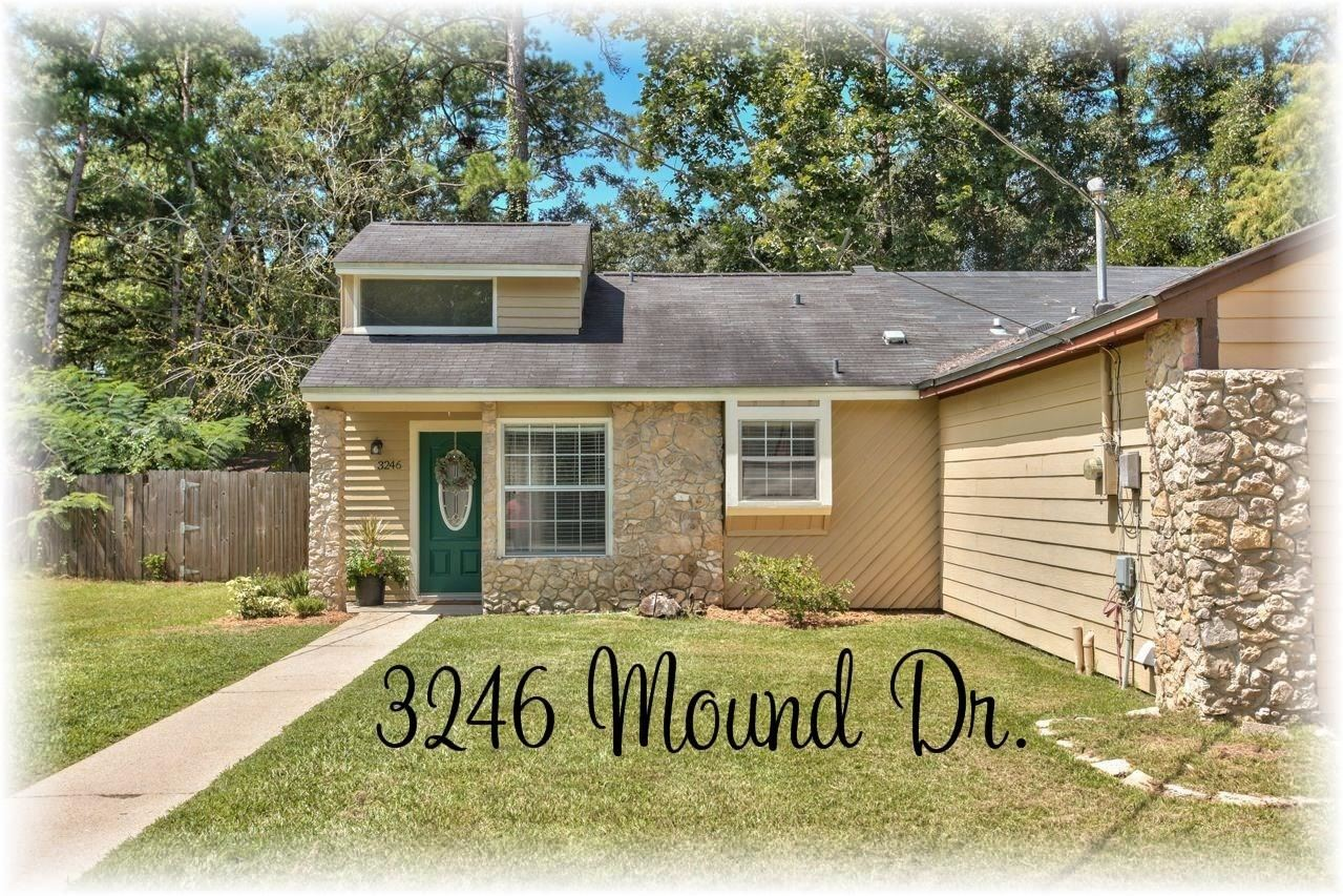 3246 Mound Drive, Tallahassee, FL 32309 - MLS#: 337192