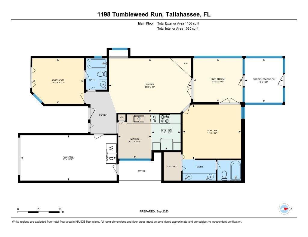 Photo of 1198 Tumbleweed Run, TALLAHASSEE, FL 32311 (MLS # 323202)