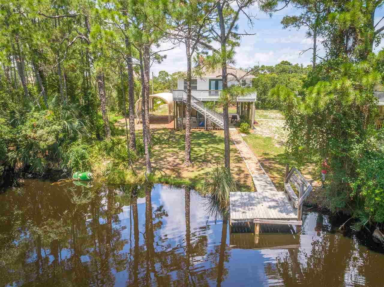 146 Harbor Circle, Alligator Point, FL 32346 - MLS#: 321212