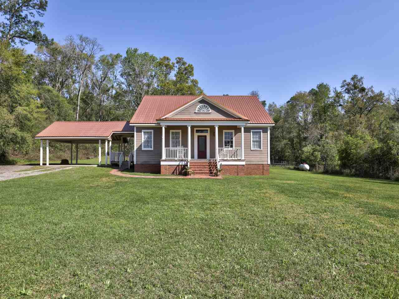 Photo of 4785 Chaires Cross Road, TALLAHASSEE, FL 32317 (MLS # 317219)
