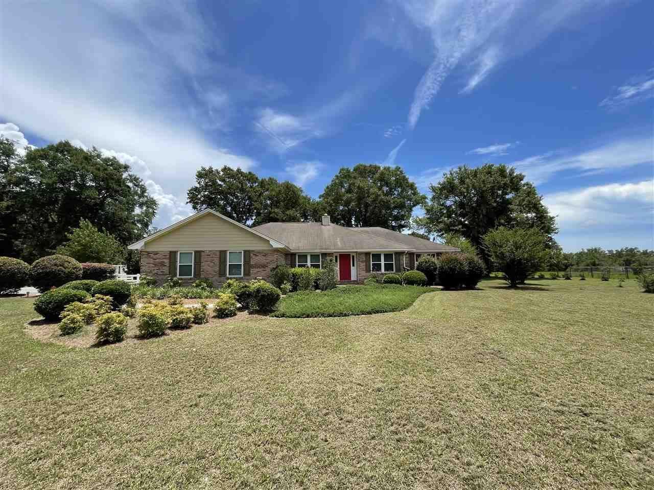 141 Council Moore Road, Crawfordville, FL 32327 - MLS#: 334221