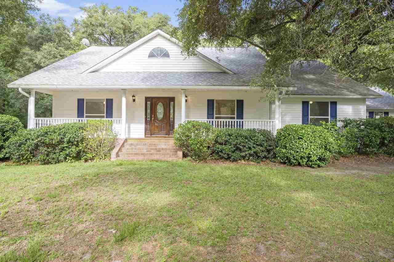 Photo of 4688 Whispering Oaks Drive, TALLAHASSEE, FL 32309 (MLS # 336222)