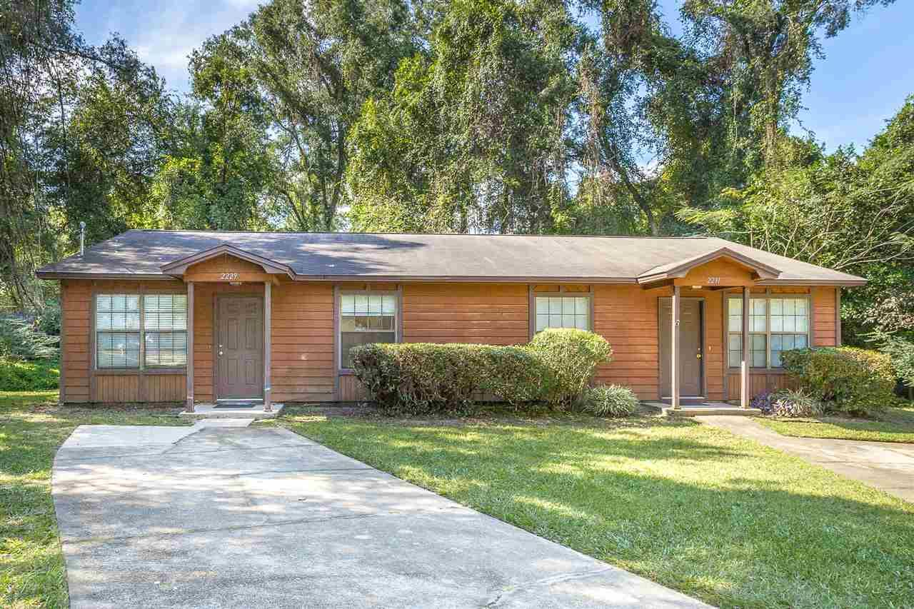 2229 and 2231 Mandrell Court #-, Tallahassee, FL 32303 - MLS#: 323224