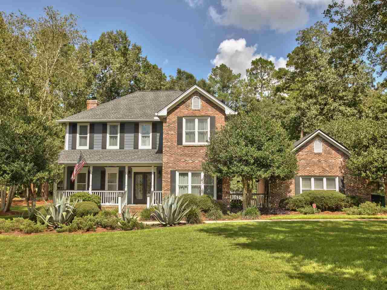 Photo of 8487 Congressional Drive, TALLAHASSEE, FL 32312 (MLS # 323229)