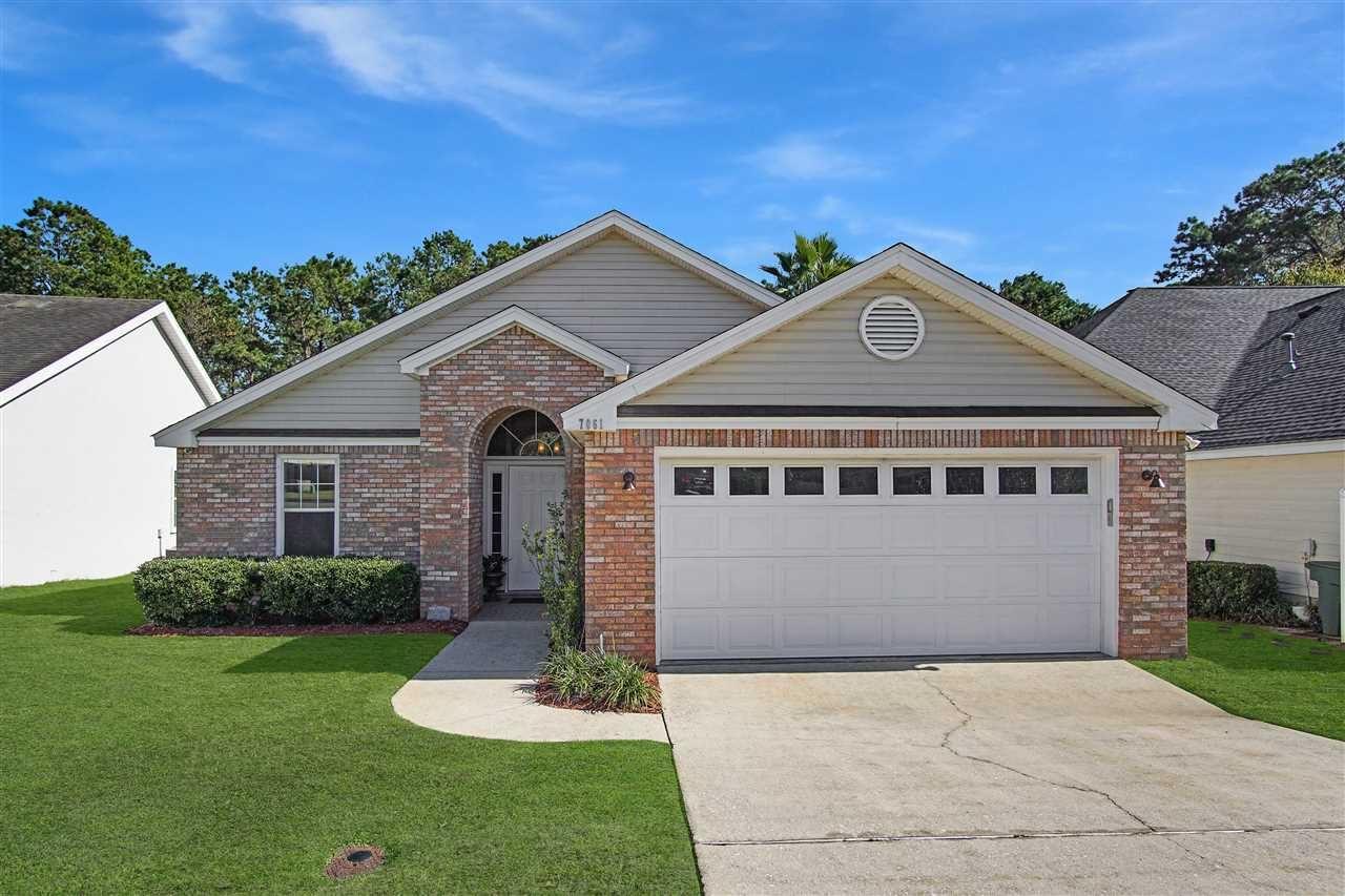 7061 SHADY GROVE Way, Tallahassee, FL 32312 - MLS#: 326232