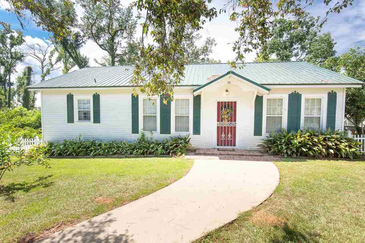 411 Marion Street W, Chattahoochee, FL 32324 - MLS#: 322252