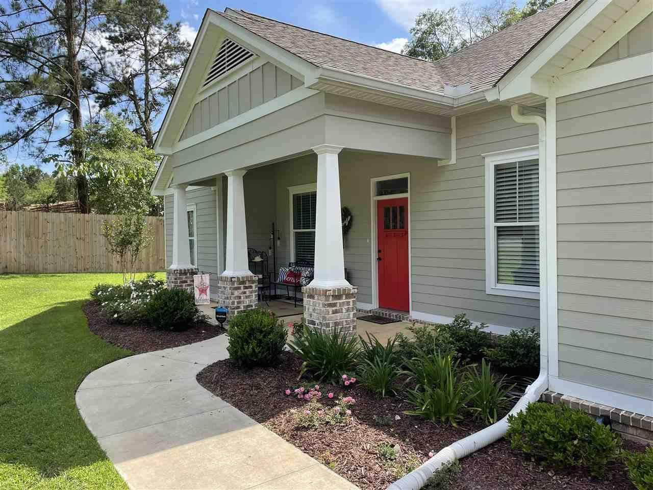 Photo of 8324 N Shenandoah Drive, TALLAHASSEE, FL 32317 (MLS # 333252)
