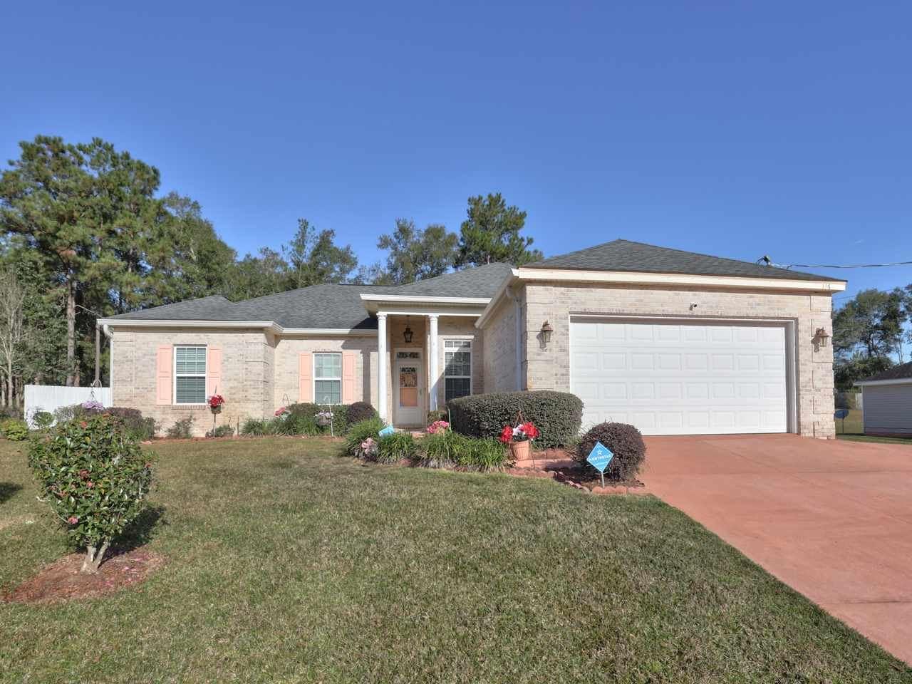 116 Mae Cato Drive, Midway, FL 32343 - MLS#: 326253