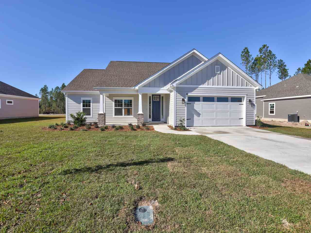 34 London Circle, Crawfordville, FL 32327 - MLS#: 324267