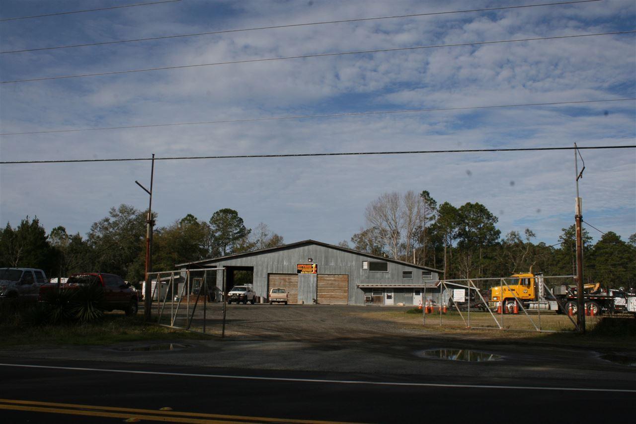 Photo of 2590 COASTAL Highway, MEDART, FL 32327 (MLS # 302270)