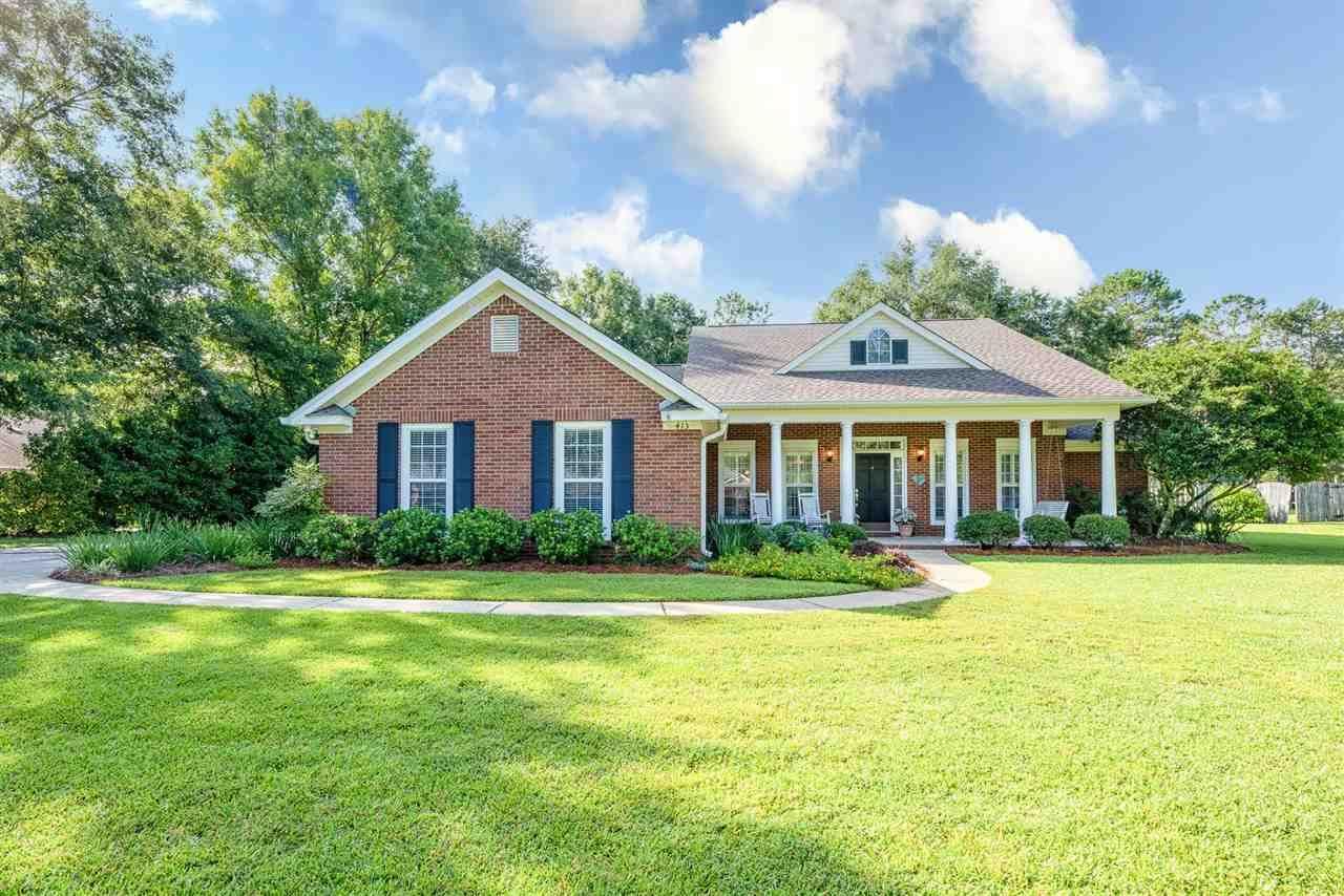 413 Meadow Ridge Drive, Tallahassee, FL 32312 - MLS#: 335275