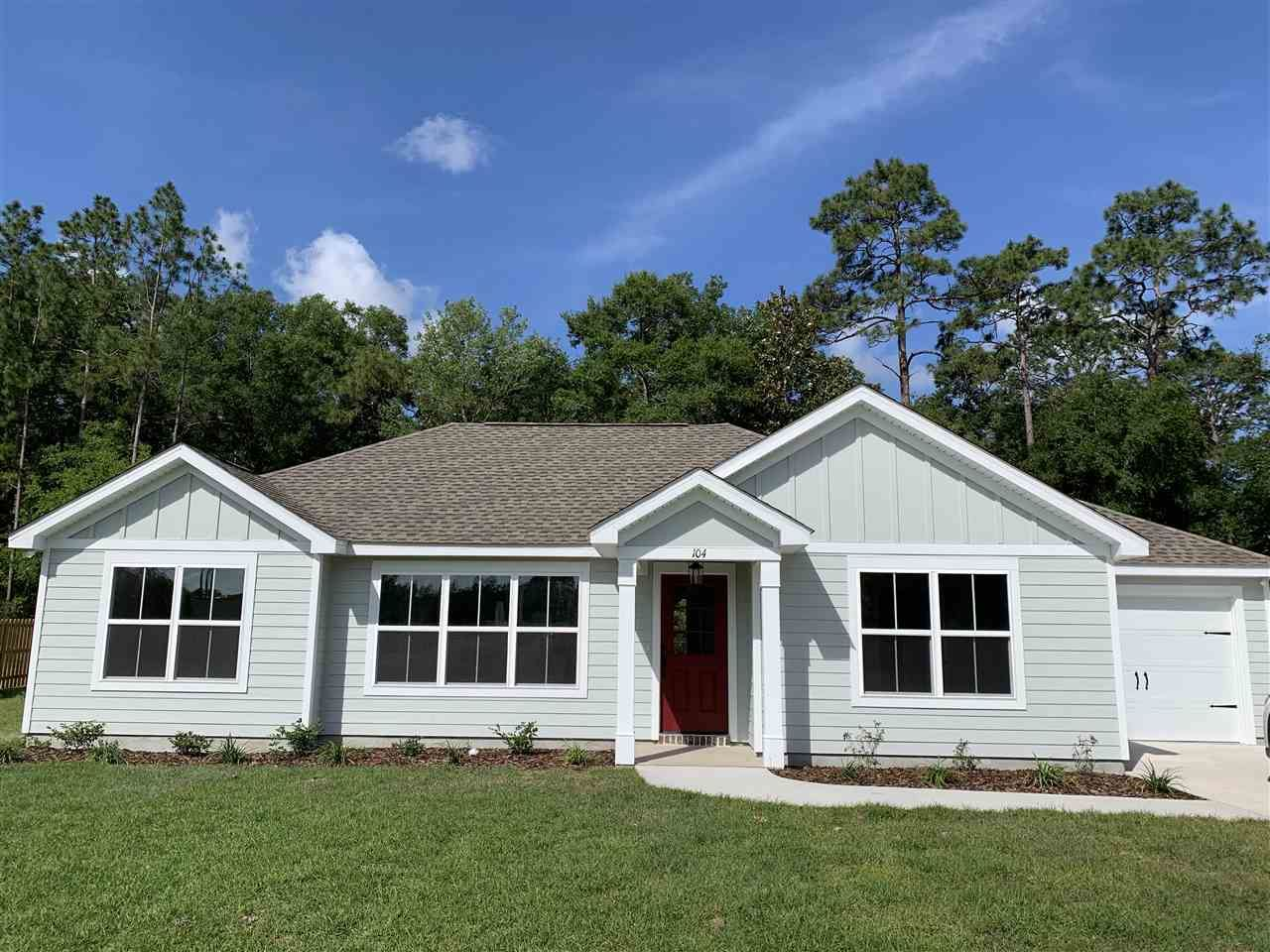 72 Wigeon Way, Crawfordville, FL 32327 - MLS#: 319277