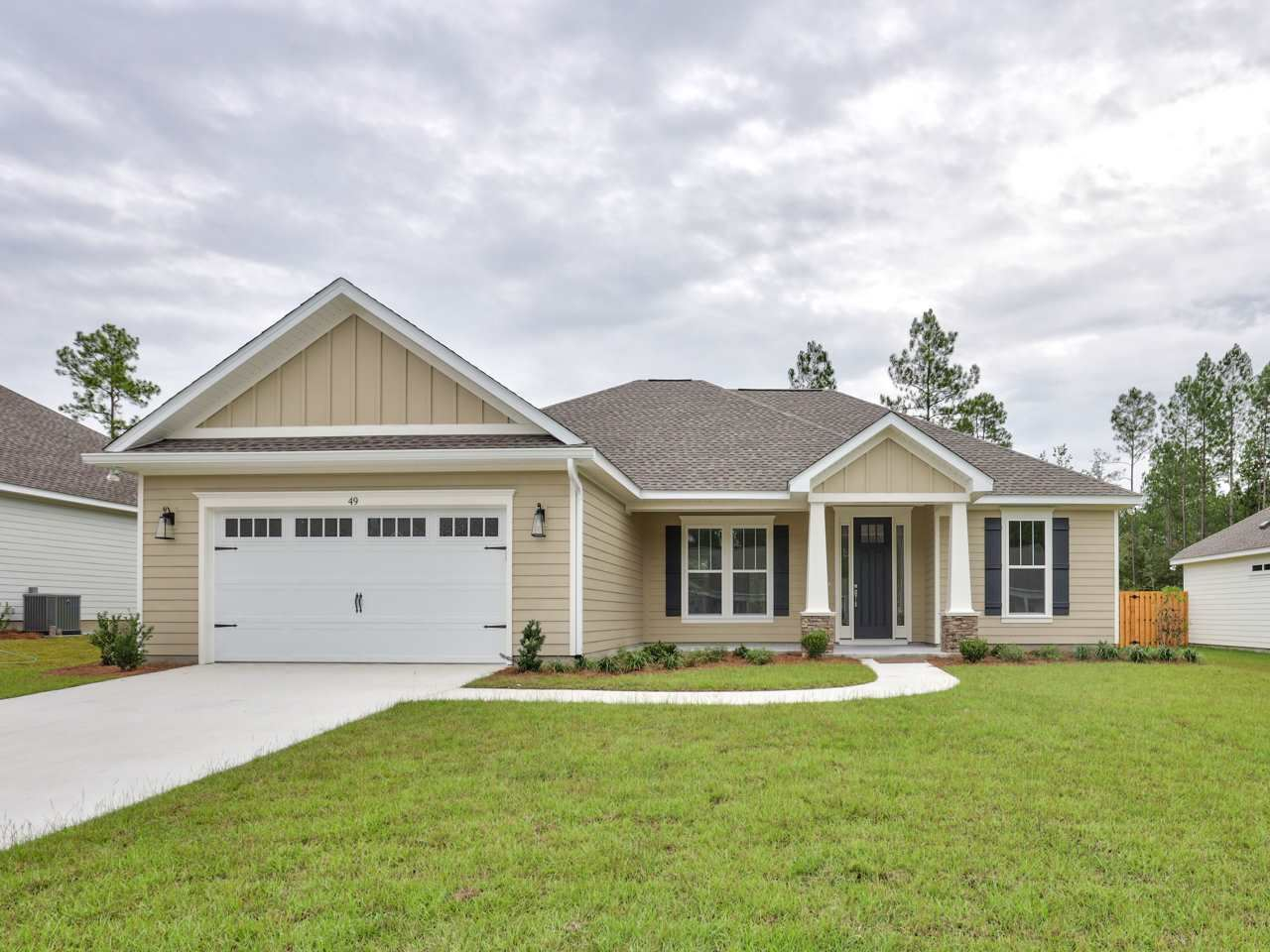 38 London Circle, Crawfordville, FL 32327 - MLS#: 323278